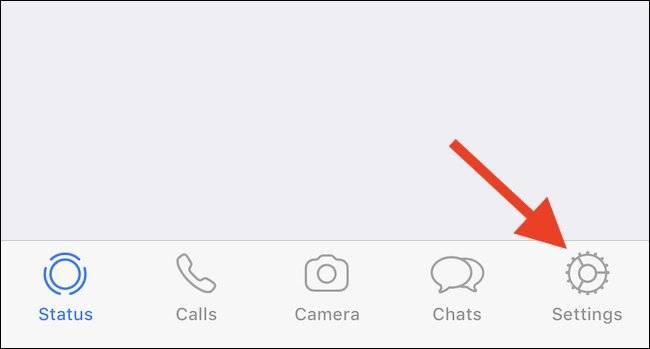 روش فعال کردن Face ID و Touch ID در WhatsApp,روشتک,raveshtech