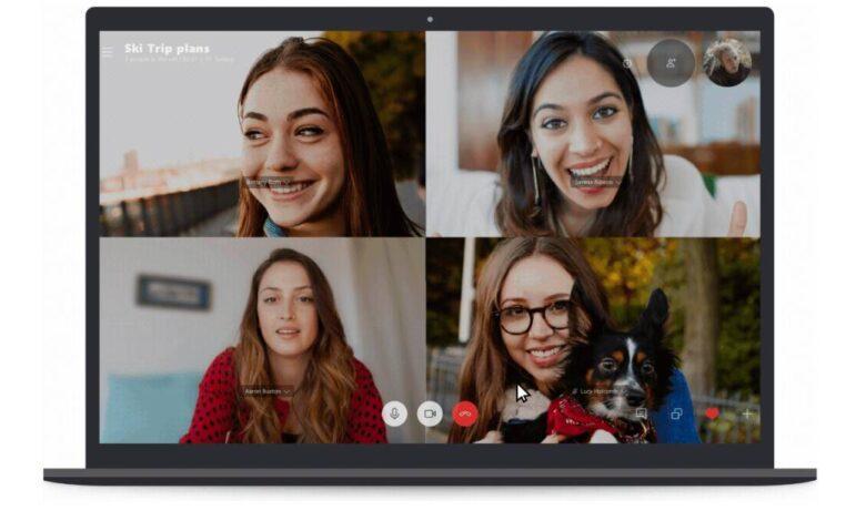 روش بلوری کردن پس زمینه تماس در Skype, بلوری کردن پس زمینه در Skype, پس زمینه بلوری Skype, بلوردن پس زمینه تماس ویدئویی در اسکایپ, اسکایپ background blur, روشتک, raveshtech, آموزش فناوری, آموزش Skype
