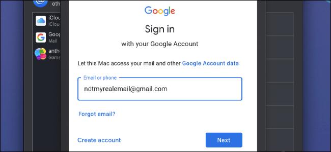 چگونه اکانت های دلخواه خود را به برنامه Mail مک بیافزائیم؟,روشتک,raveshtech