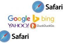 تغییر موتور جستجوی پیش فرض Safari در آیفون و آیپد, تغییر موتور جستجوی پیش فرض Safari,تغییر موتور جستجوی پیش فرض سافاری, موتور جستجوی پیش فرض Safari,موتور جستجوی پیش فرض سافاری, روشتک, raveshtech, موتور جستجوی پیش فرض Safari در آیفون, موتور جستجوی پیش فرض Safari آیپد, مرورگر Safari آیفون, ترفندهای موبایل, ترفندهای آیفون, ترفندهای آیپد, آیفون, آیپد, مرورگر Safari, موتور جستجوی Google, موتور جستجوی Yahoo, موتور جستجوی Bing, موتور جستجوی DuckDuckGo, آموزش, فناوری,