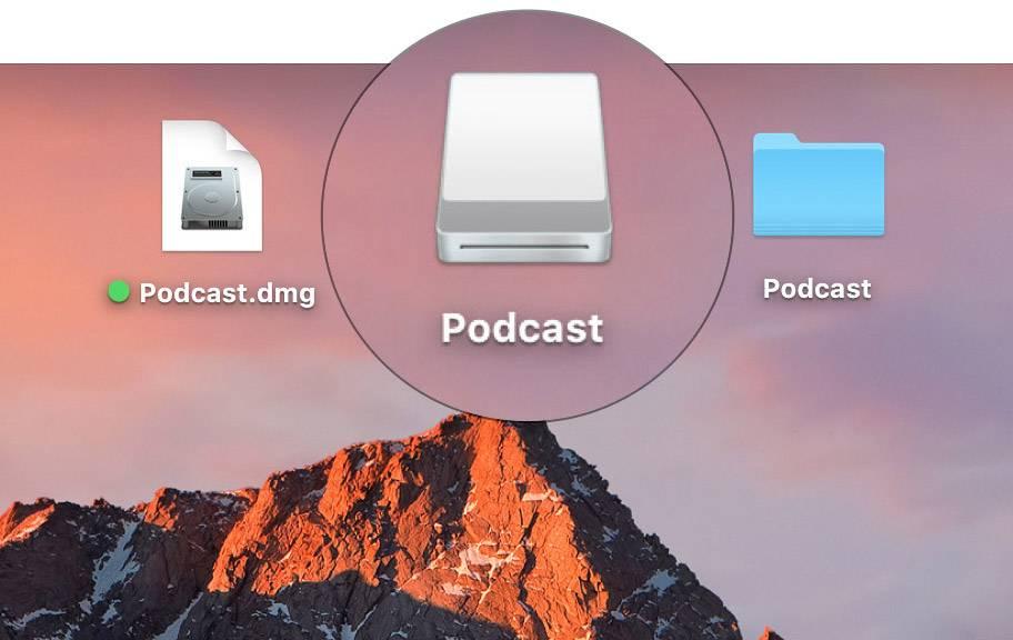 باز کردن پوشه رمزگذاری شده در Mac,روشتک,raveshtech