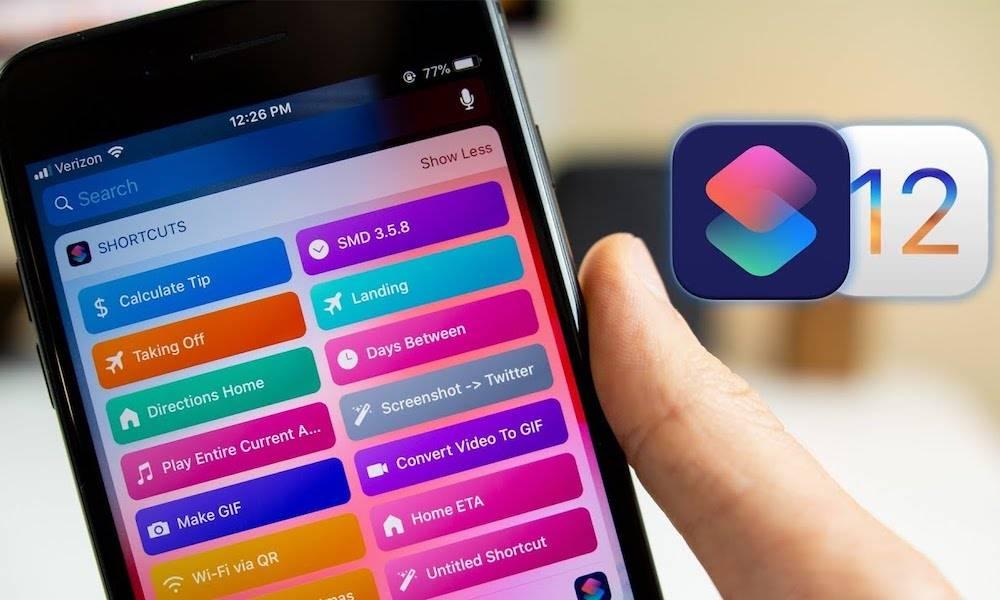 تصویر روش غیرفعال کردن پیشنهاد های Siri در Lock Screen آیفون