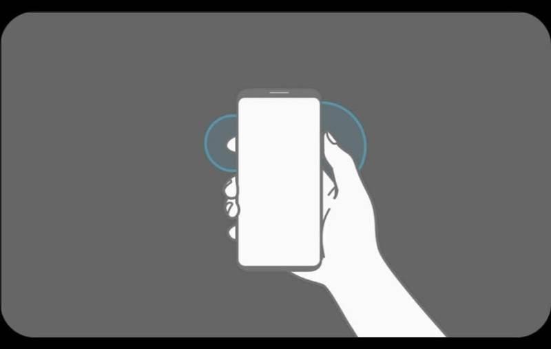روش اسکرین شات گرفتن Galaxy S10