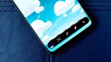 روش اسکرین شات گرفتن Galaxy S10 با شیوه های متفاوت