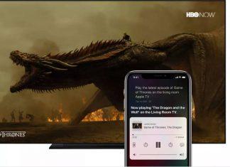 توانایی اپلیکیشن Siri جهت پخش فیلم ها از دستگاه iOS شما به تلویزیون اپل