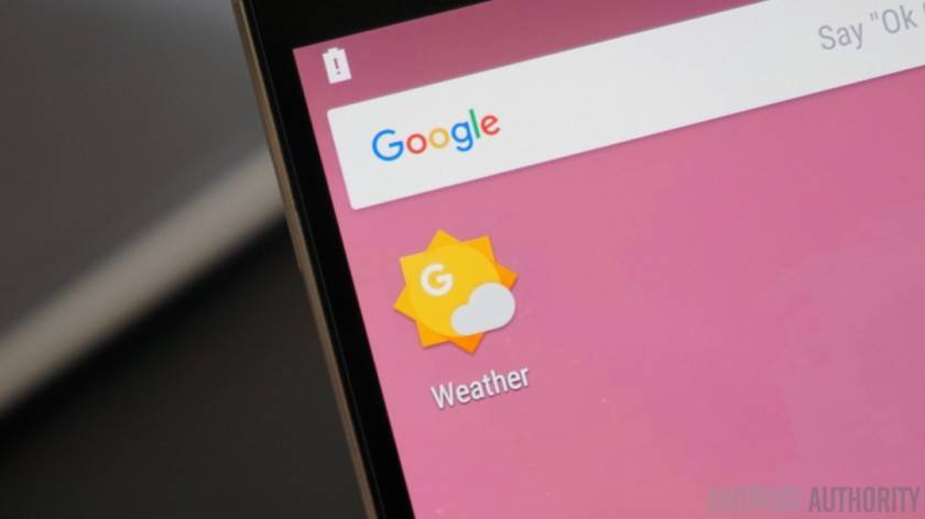Photo of نصب برنامه Google Weather در اندروید