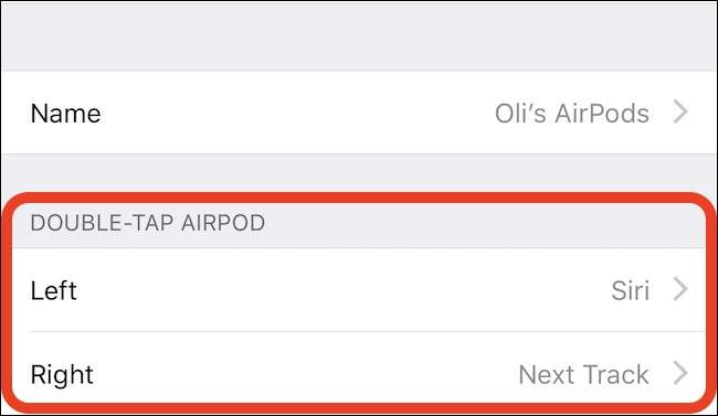 چگونه تنظیمات دوبار-تپ یا Double-Tap ایرپاد را تغییر دهیم؟