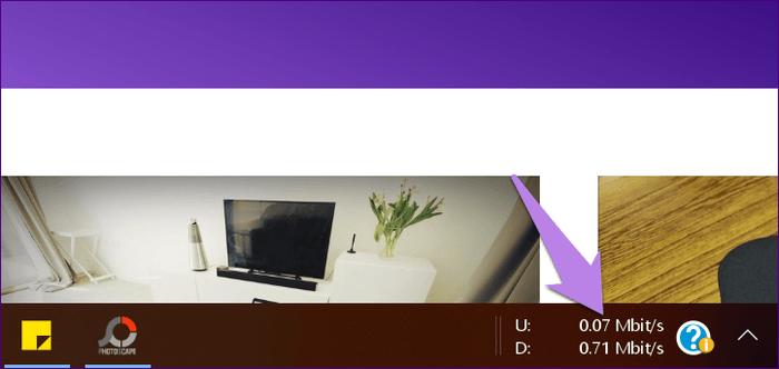 نرم افزار سرعت سنج اینترنت در ویندوز 10,روشتک,raveshtech