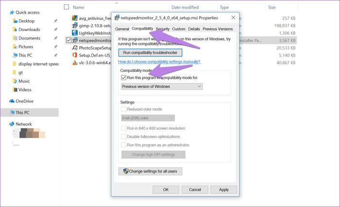 نصب برنامه NetSpeedMonitor دز ویندوز 8 یا 10,روشتک,raveshtech