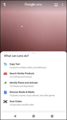 اسکن QR Code با استفاده از Google Assistant,روشتک,raveshtech