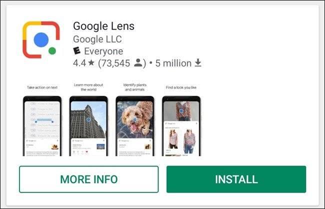استفاده از برنامه Google Lens برای اسکن کد QR,روشتک,raveshtech