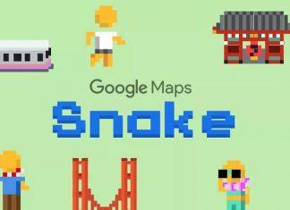 اضافه شدن بازی Snake به اپلیکیشن Maps گوگل