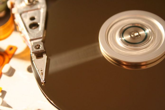 پلاتر دیسک ذخیره سازی