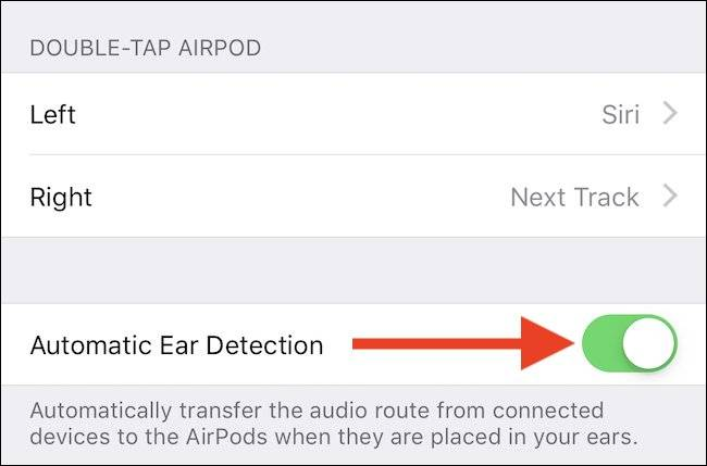 روش غیرفعال کردن Ear Detection در ایرپاد,روشتک,raveshtech