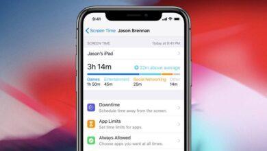 غیرفعال کردن پسورد Screen Time در آیفون و آیپد,غیرفعال کردن پسورد Screen Time آیفون, غیرفعال کردن پسورد Screen Time آیپد, برداشتن پسورد اسکرین تایم آیفون, passcode اسکرین تایم آیفون, آیفون Screen Time, آیفون اسکرین تایم, روشتک,raveshtech, ترفندهای آیفون, آموزش آیفون, اسکرین تایم, آیفون, آیپد, iPhone, iPad