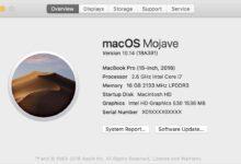 روش دیدن ورژن macOS در مک, دیدن ورژن macOS در مک, ,ورژن سیستم عامل مک, پیدا کردن ورژن سیستم عامل مک, ورژن مک, ورژن مک کن چیست, نسخه macOS من چیست, ورژن macOS, آموزش مک, ترفندهای مک, مک, Mac, macOS, روشتک, raveshtech