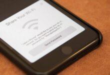 اشتراک گذاری پسورد اینترنت WiFi در آیفون,اشتراک گذاری اینترنت میان آیفون ها, اشترک گذاری پسورد وایفای در iOs, اشتراک گذاری اینترنت, اشتراک گذاری پسورد اینترنت, روشتک, raveshtech, ترفندهای آیفون, آموزش آیفون, پسورد WiFi آیفون