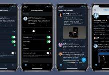 فعال کردن Dark mode خودکار در توییتر آیفون, فعال کردن تم تاریک توئیتر, تم تیره توییتر, حالت تیره Twitter, فعال کردن حالت تیره تویتر در آیفون, توییتر, آیفون Twitter, حالت شبانه در توییتر آیفون, ترفندهای آیفون, آیفون, روشتک,raveshtech
