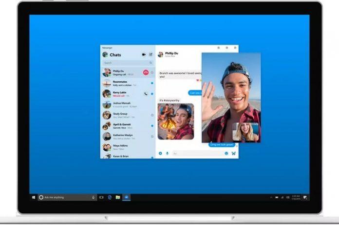 مسنجر فیس بوک به دسکتاپ سیستم عامل ویندوز و مک می آید