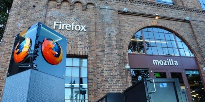 موزیلا فایرفاکس,Firefox Mozilla