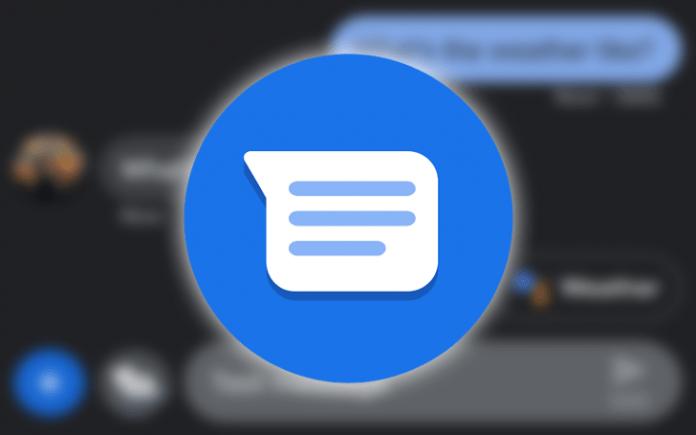 اپلیکیشن Android Messages passes