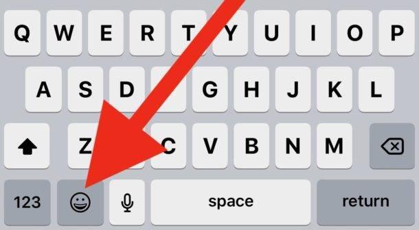 روش فعال کردن دوباره دکمه Emoji در کیبورد آیفون و آیپد,روشتک,raveshtech