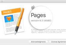 تبدیل فایل Pages به PDF در مک, تبدیل Pages به PDF در مک, ذخیره فایل Pages با فرمت PDF در مک, تبدیل فایل Pages به PDF, تبدیل Pages به PDF, روشتک,raveshtech, آموزش مک, ترفندهای مک, Mac, مک