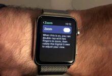 فعال کردن زوم اپل واچ,روشن کردن زوم اپل واچ,فعال کردن zoom اپل واچ, زوم کردن در اپل واچ, زوم اپل واچ, zoom اپل واچ, استفاده از زوم اپل واچ, زوم Apple Watch, روشتک,raveshtech, ترفندهای اپل واچ