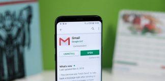 حالت Dark Mode برای اپلیکیشن Gmail