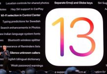 9 ویژگی مخفی iOS 13