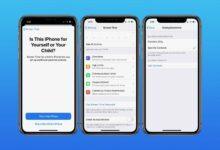 محدود کردن Screen Time در آیفون iOS 13, محدود کردن Screen time, محدود کردن اسکرین تایم, اسکرین تایم آیفون, آیفون Screen Time, محدود کردن کودکان در استفاده از گوشی, کنترل تماس های کودکان, کنترل آیفون کودکان, روشتک, raveshtech, آموزش آیفون, ترفندهای آیفون, اسکرین تایم, Screen Time