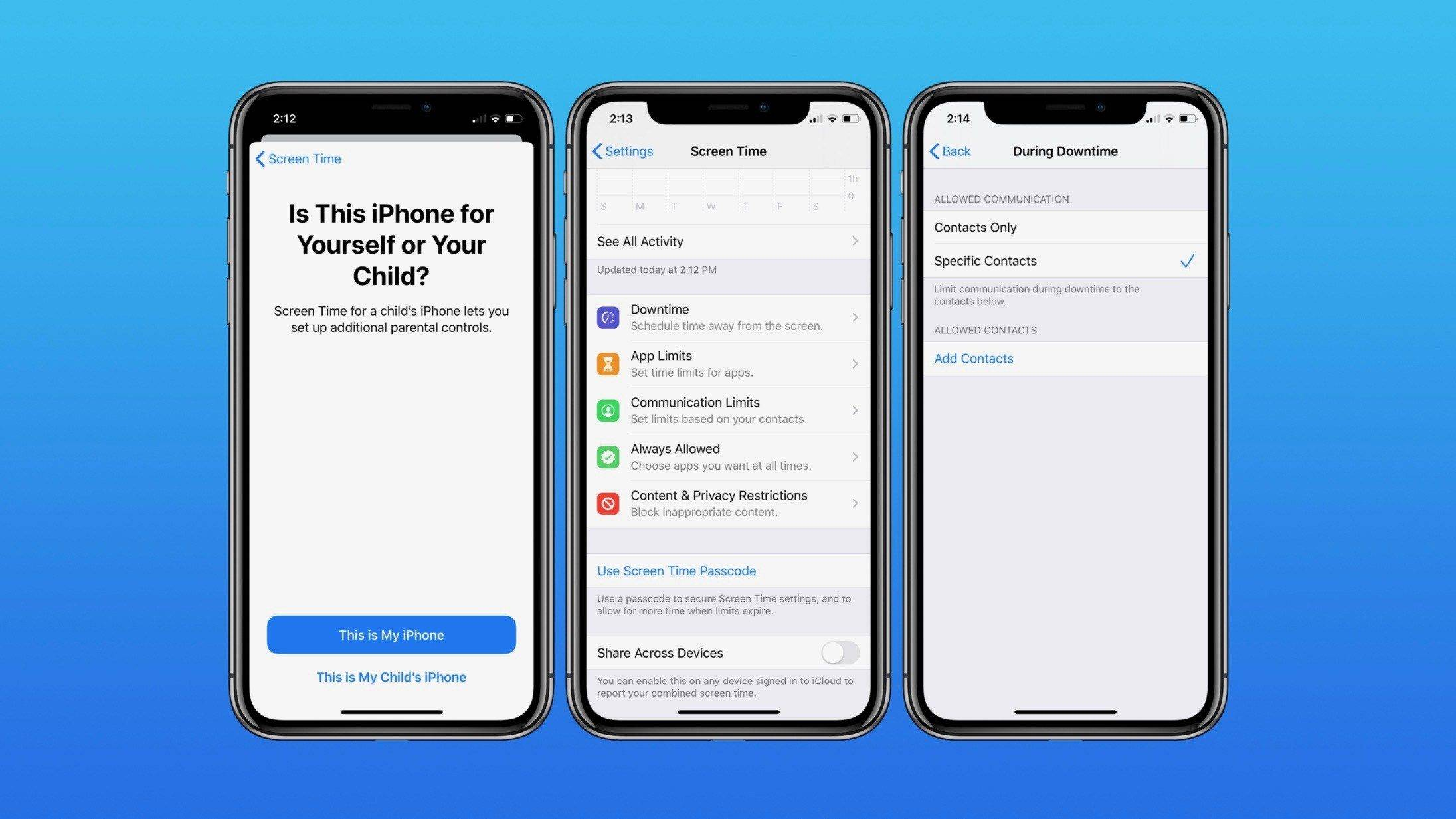 Photo of محدود کردن Screen Time در آیفون iOS 13
