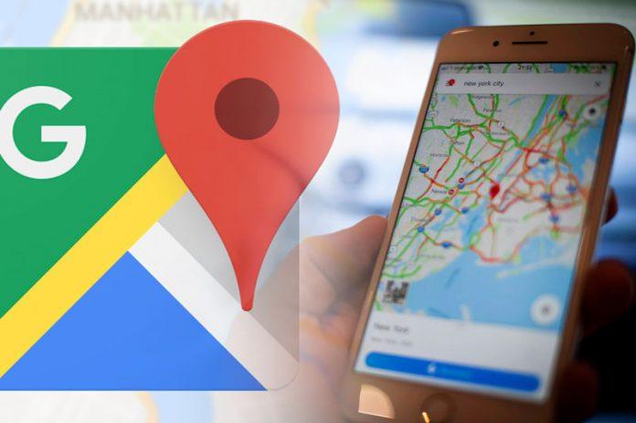 روش استفاده از ویژگی های جدید کنترل ترافیکی Google Maps