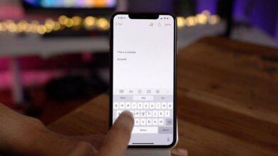 استفاده از ژست های تازه iOS 13 , کپی کردن متن در آیفون, پیست کردن متن در آیفون, undo کردن در آیفون, ژست های آیفون, ژست های iOS 13, روشتک, raveshtech, ترفندهای ایفون, ژست های آیپد
