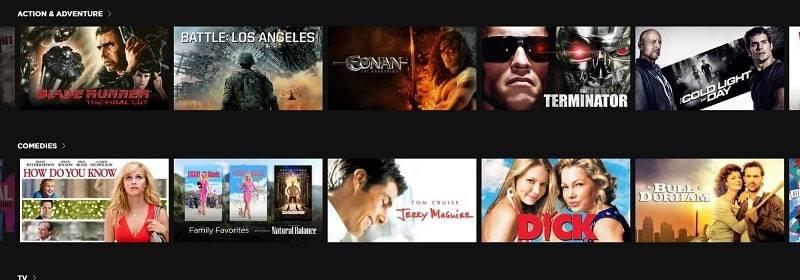 بهترین سرویس دهنده پخش فیلم رایگان Roku Channel Movies