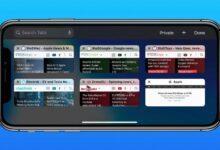 بستن خودکار تب های Safari در آیفون و آیپد