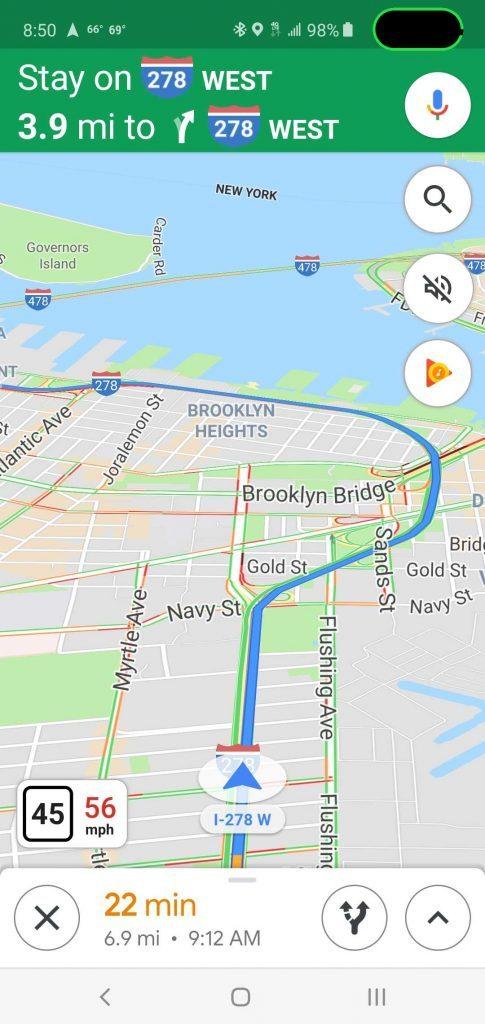 روشن کردن سرعت سنج گوگل مپ, روشن کردن Speedometer گوگل مپ, روشن کردن سرعت سنج گوگل, سرعت سنج Google Maps, روشتک,raveshtech, نقشه گوگل,فعال کردن سرعت سنج گوگل مپ, فعال کردن Speedometer گوگل مپ, فعال کردن سرعت سنج گوگل,نمایش سرعت ماشین در گوگل مپ, گوگل مپ