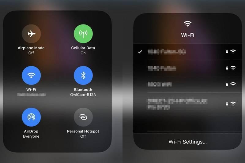 Photo of روش اتصال سریع به شبکه Wi-Fi در iOS 13