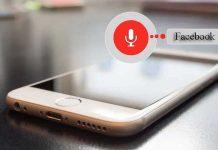 روش حذف ضبط های صوتی از Facebook,دستیار هوش مصنوعی فیس بوک,شرکت فیس بوک,برنامه موبایل فیس بوک,اپلیکیشن فیس بوک,سابقه صوتی فیس بوک