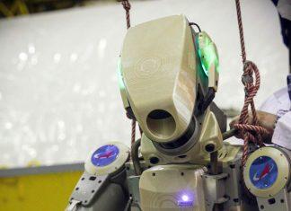 پرتاب ربات انسان نما به فضا, ربات انسان نما در ایستگاه فضایی بین المللی, ربات انسان نما, روشتک, raveshtech, اخبار فناوری, اخبار تکنولوژی, ربات اندروید