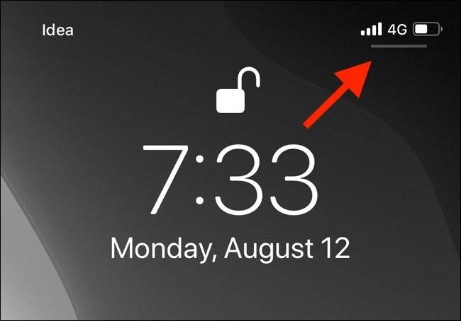 روش خاموش کردن قفل چرخش آیفون, خاموش کردن قفل چرخش صفحه آیفون, قفل چرخش آیفون, غیرفعال کردن قفل چرخش آیفون, روشتک,raveshtech, ترفندهای آیفون