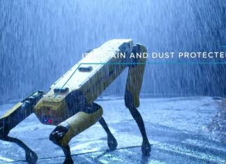 رونمایی رسمی از سگْ ربات Spot, سگ ربات, رابت سگ نما, ربات spot, ربات بستون داینامیک, روشتک,raveshtech, اخبار ربات, اخبار فناوری, اخبار تکنولوژی, تازه های فناوری, ربات, گجت