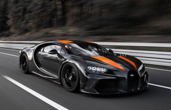 رکورد شکنی بوگاتی شیرون, بوگاتی شیرون, روشتک,ravesshtech, اخبار فناوری, اخبار تکنولوژی, اخبار خودرو, بوگاتی, سریعترین خودروی جهان