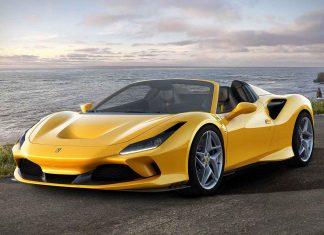 فراری F8 اسپایدر 2020 رونمایی شد,رونمایی از خودروی فراری F8 اسپایدر 2020,Ferrari F8 Spider 2020, فراری F8, فراری اسپاید F8, روشتک,raveshtech, اخبار فناوری, اخبار خودرو, اخبار تکنولوژی, تازه های خودرو