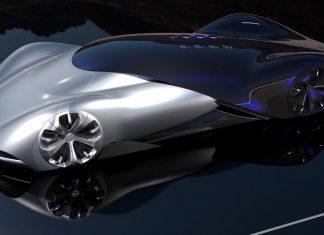 خودروی مفهومی Mercedes Vision Mantilla, مانتیلا ویژن مرسدس بنز, مانتیلا ویژن, پیست لومان, روشتک,raveshtech, اخبار فناوری, اخبار تکنولوژی, تازه های خودرو, اخبار خودرو