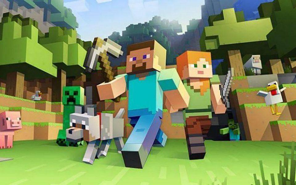 تصویر دستیار هوش مصنوعی برای بازی Minecraft