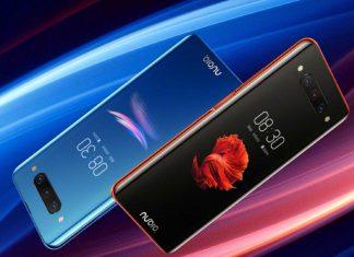 Nubia Z20 یک گوشی هوشمند با نمایشگر دوگانه, Nubia Z20, گوشی Nubia Z20, روشتک,raveshtech, اخبار فناوری, اخبار تکنولوژی, بررسی Nubia Z20