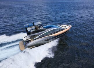 LY 650 قایق لاکچری لکسوس