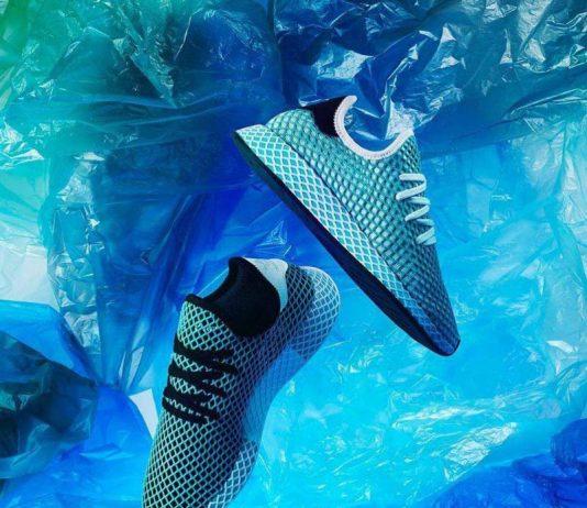 تولید کفش های آدیداس از ضایعات پلاستیکی دریاها, کفش های آدیداس, تولید کفش از پلاستیک بازیافتی, روشتک,raveshtech, اخبار فناوری, اخبار تکنولوژی, بازیافت پلاستیک, کفش پارلی