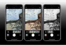 روش استفاده فیلترهای دوربین آیفون 11, فیلتر های دوربین آیفون, آیفون 11, استفاده از دوربین آیفون 11, روشتک, raveshtech, ترفندهای آیفون, آموزش آیفون